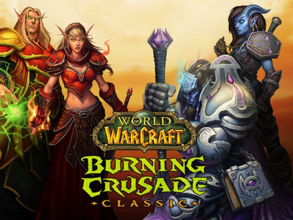 La Beta fermée de Wow Classic Burning Crusade