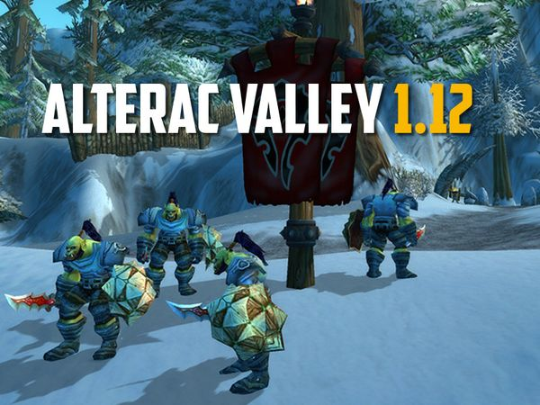 Blue Post - Alterac Valley in Classic WoW