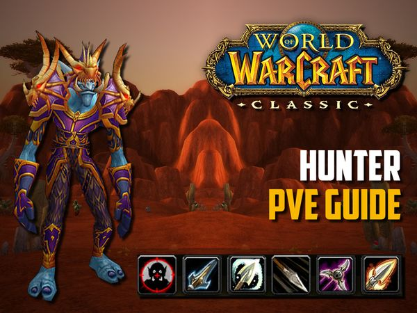 hunter pve guide wow classic