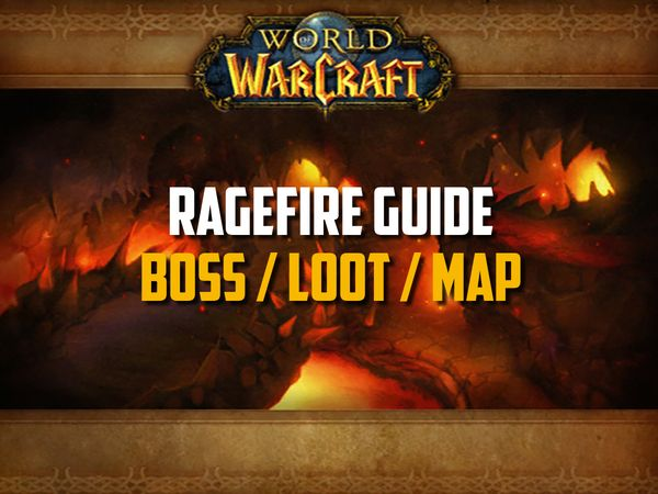 Classic WoW - Ragefire Chasm Guide (Boss, Loot, Map)