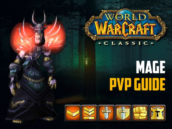 Guide Mage PvP