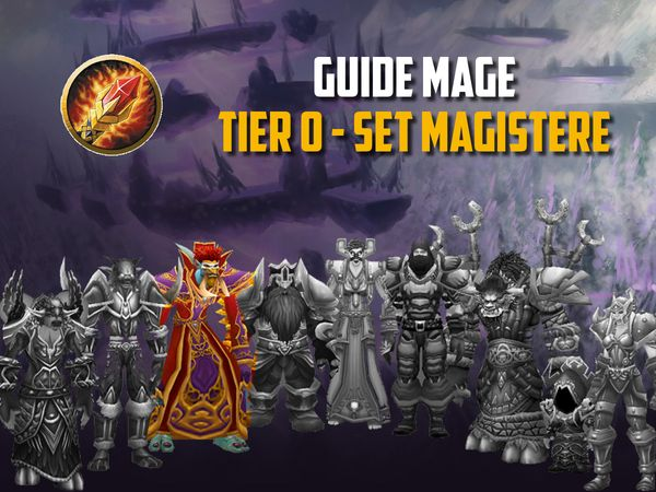 Classic WoW - Mage Guides - Leveling, PvE & PvP, BiS Item