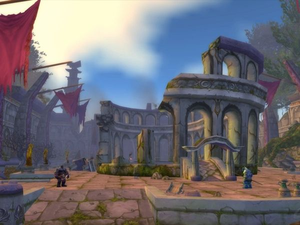 Phase 2 : The Dire Maul dungeon will be available on October 16th