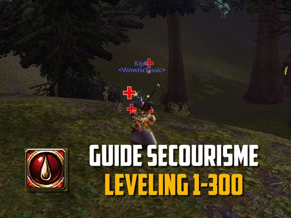 Guide du secourisme - Leveling 1-300