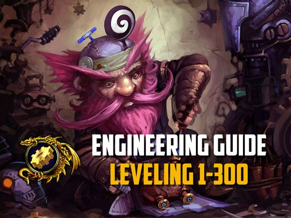 Engineering Leveling Guide 1-300