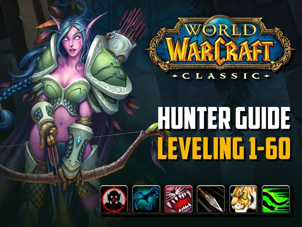Hunter guide leveling 1-60