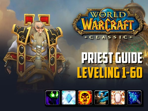 classic wow priest leveling guide