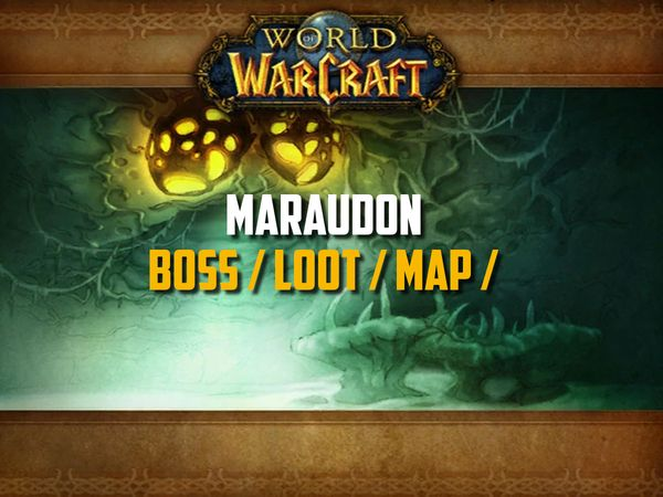 Guide de Maraudon sur WoW Classic (Boss, Loot, Map)