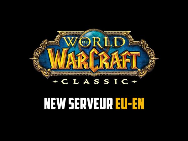 New WoW Classic Realm Coming
