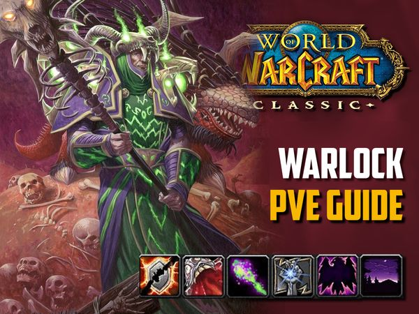 warlock guide pve wow classic