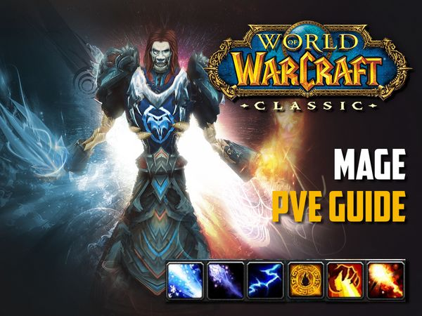 mage pve guide wow classic