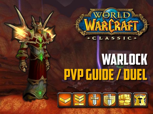 Warlock PvP Guide - Specs, Rotations, Macros, Consumables