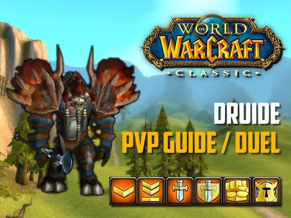 Guide Druide PvP