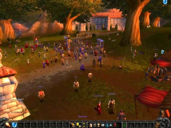 Classic WoW Test Realm extended