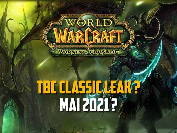 The Burning Crusade announced for May 4th ?!