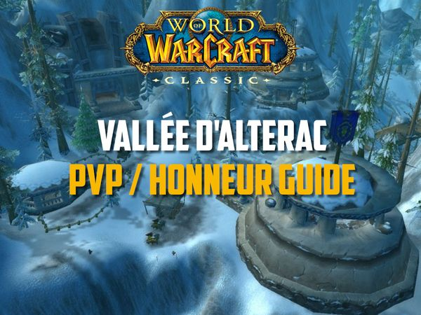 Vallée d'Alterac classic wow