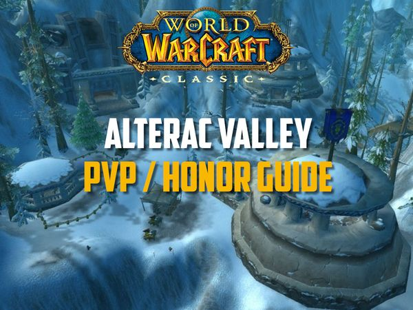 Alterac Valley Classic WoW