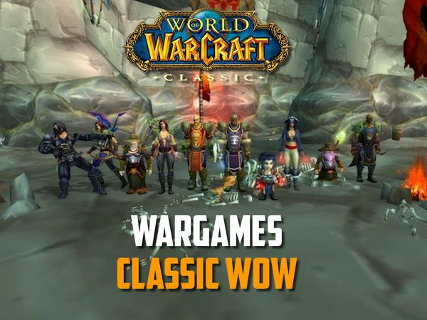 Wargames in Classic WoW