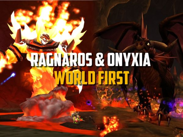 World First : Ragnaros et Onyxia Down par <APES>