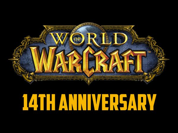 Celebrate 14 Years of World of Warcraft!