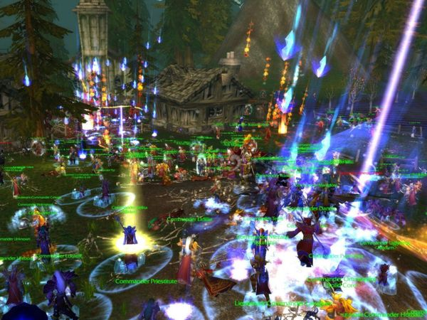 Classic WoW - PvP content plan revealed