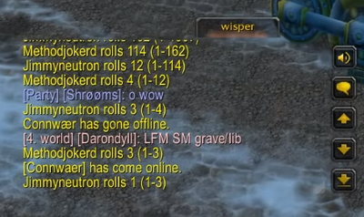 death roll wow classic