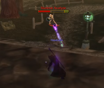 best priest wand classic wow