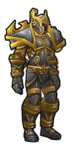 Warrior T0 classic wow