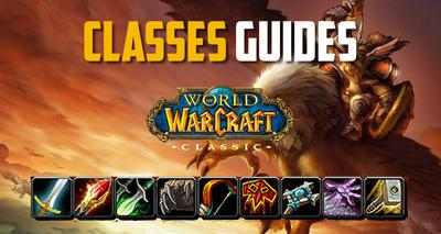 wow classic guide des classes