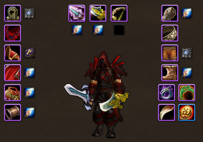 Wow classic warrior pvp bis gear