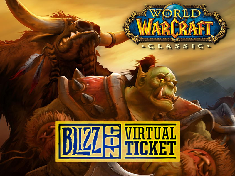 WoW Classic: Blizzcon 2018 Review - What we know now?