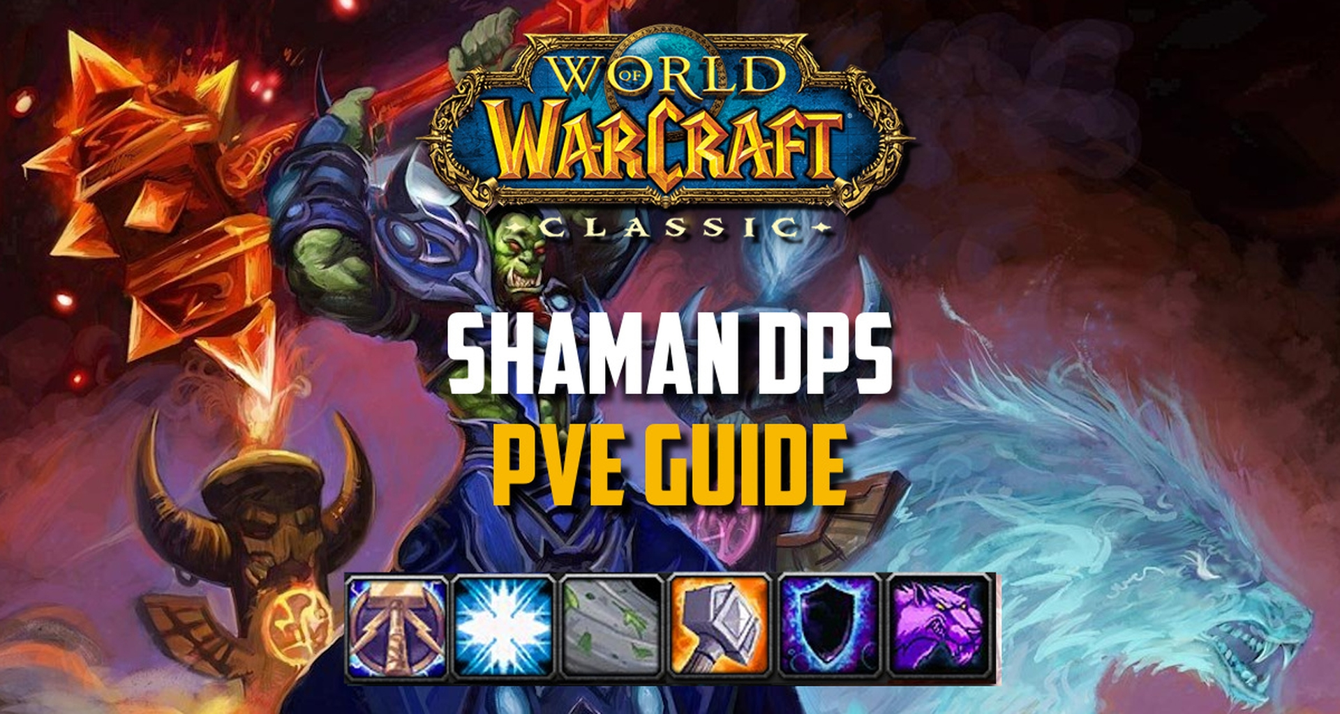 Enhancement Shaman PvE Guide - Spec, Rotation, Macros, BiS Gear
