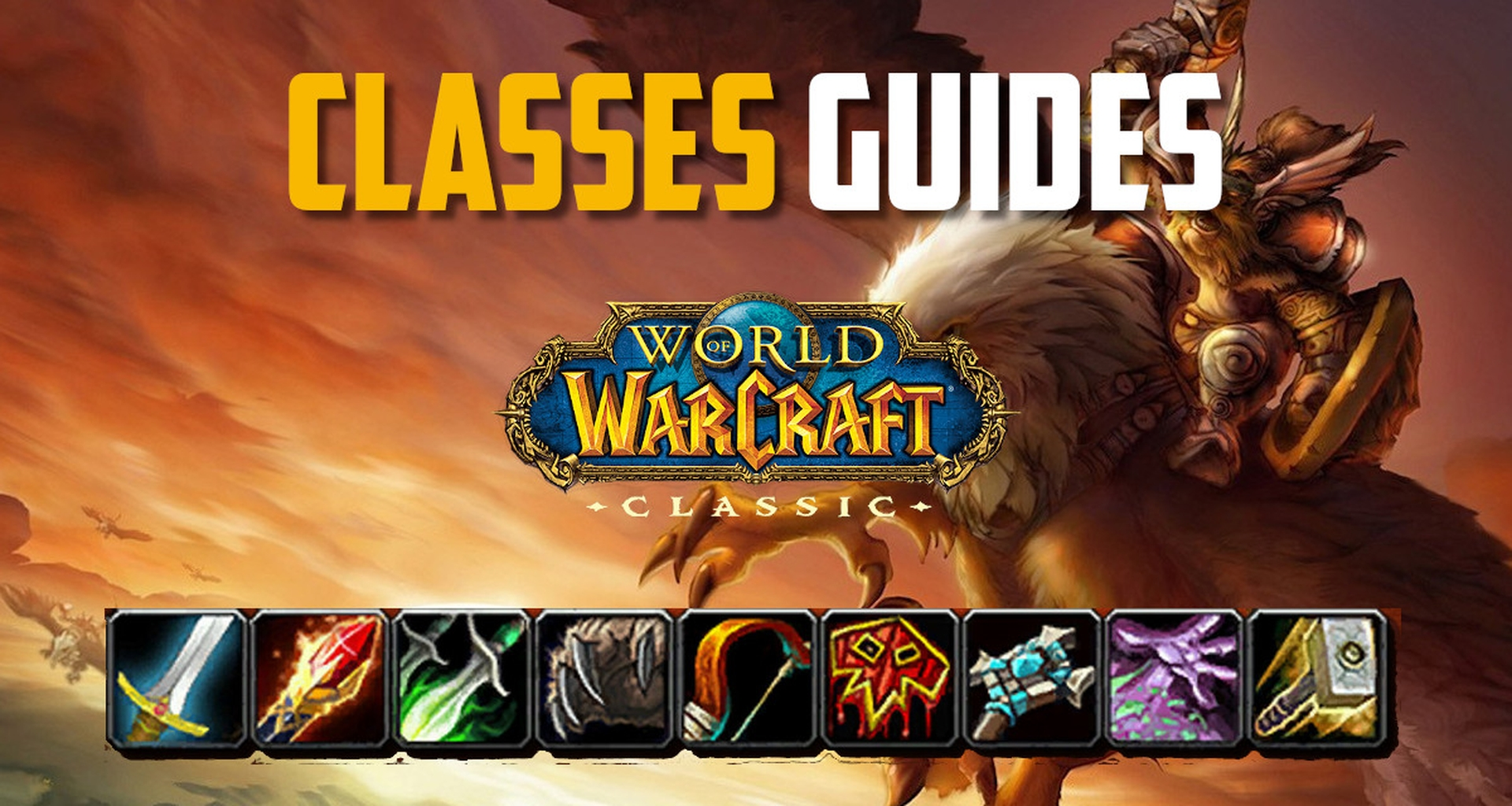 Classic WoW - Class Leveling Guides, PVE & PVP - WowIsClassic