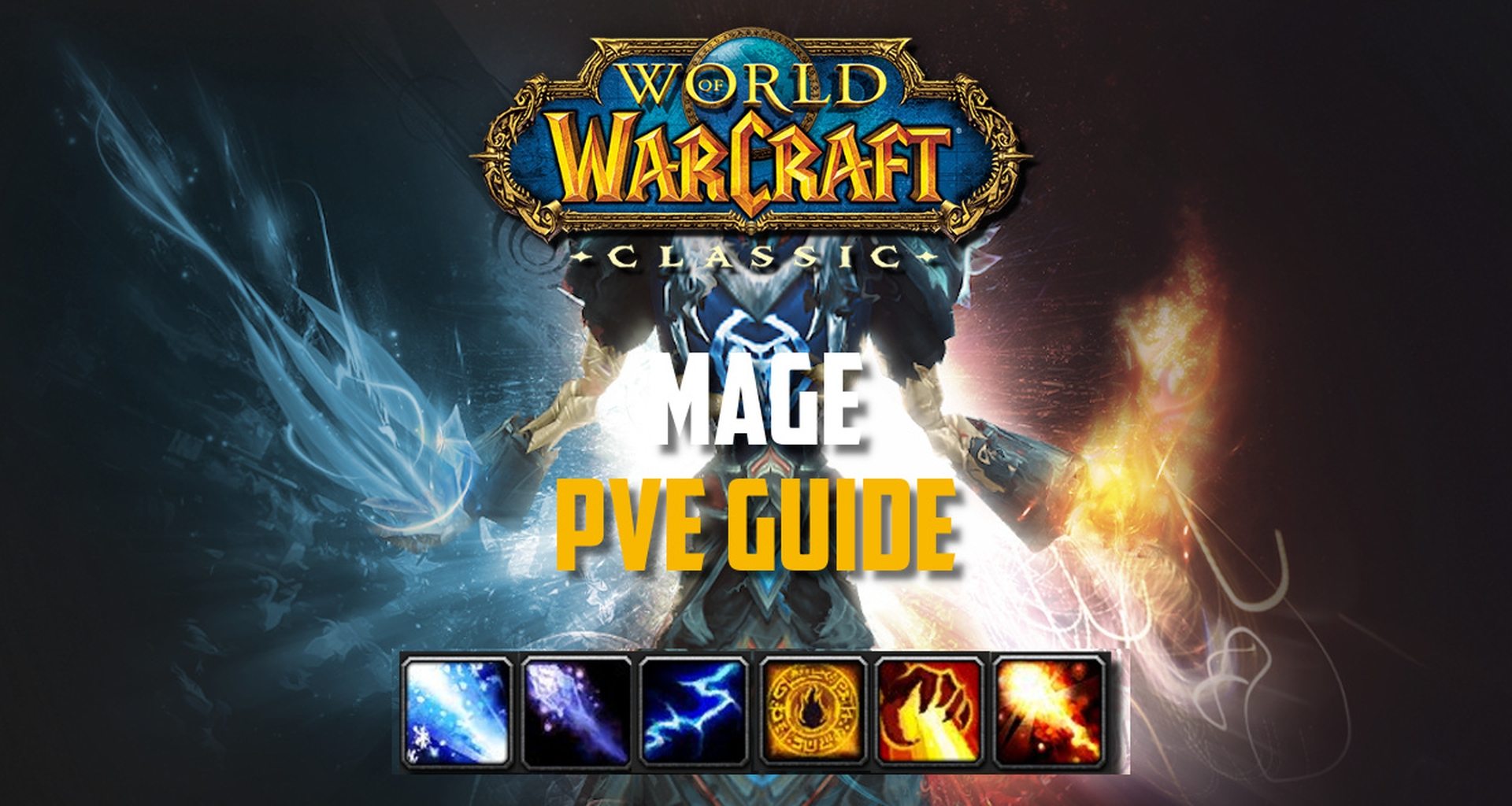 Wow Classic Mage Pve Guide Spec Rotation Macros Bis Gear