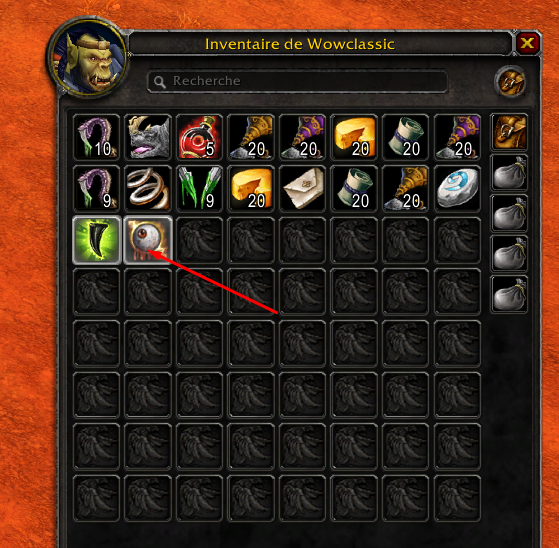 Inventorian - Addon for Classic WoW - 1 13