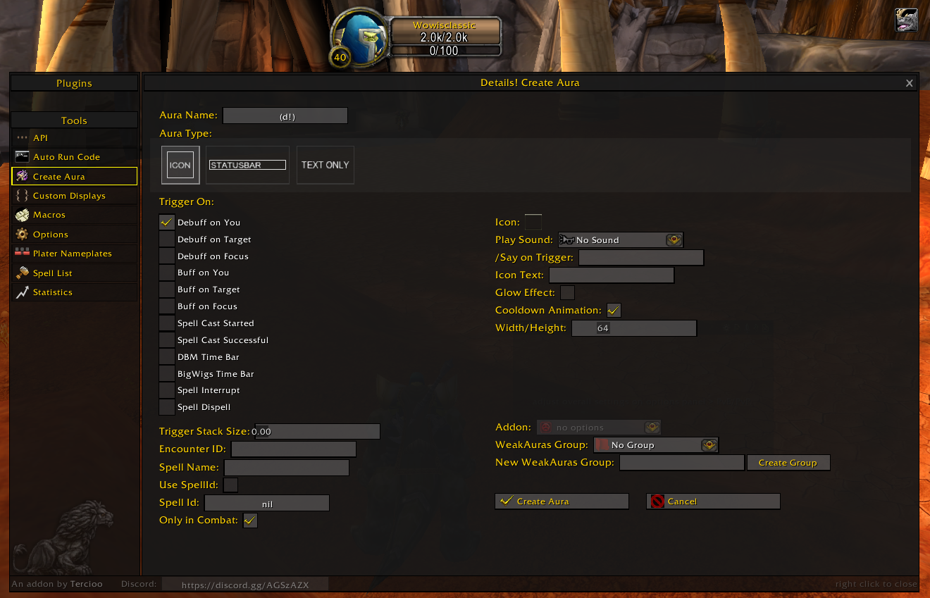 Details - Addon for Classic WoW - 1 13