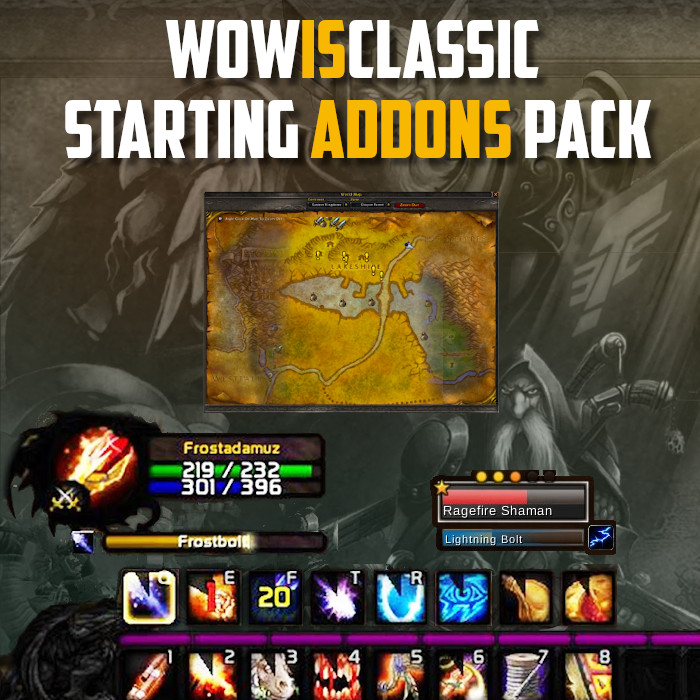 Wowisclassic Addons Pack 1 13 4 Addon For Classic Wow 1 13 4